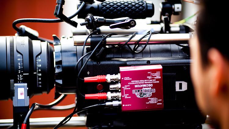 Vår Red-kamera