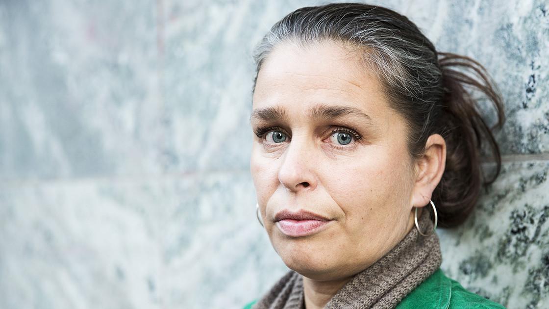 Yaba Holst blir ny långfilmskonsultent. Foto: Karin Alfredsson