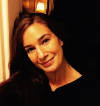 Johanna Ginstmark är manusförfattare och dramaturg och leder kursen
