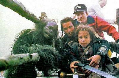 willow behind the scenes